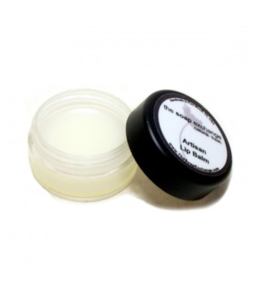 Peppermint Lip Balm