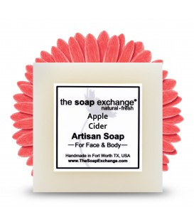 Apple Cider Bar Soap