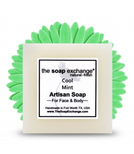 Cool Mint Bar Soap