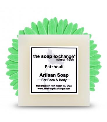 Patchouli Bar Soap