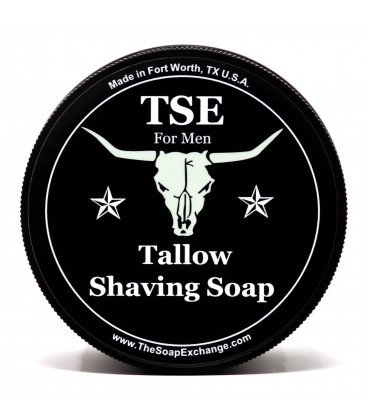 Sandalwood Vanilla Shaving Soap