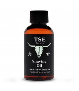 Sandalwood Vanilla Shave Oil