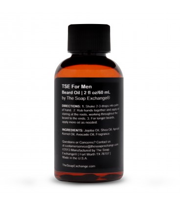 Black Tux Beard Oil