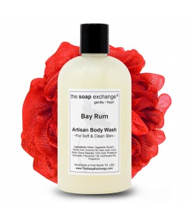 Bay Rum Body Wash