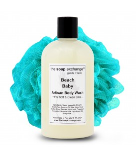 Beach Baby Body Wash