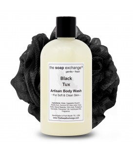 Black Tux Body Wash