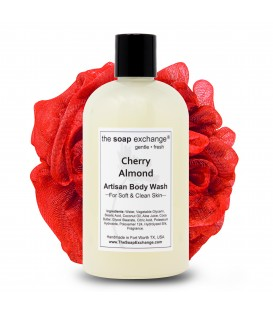 Cherry Almond Body Wash