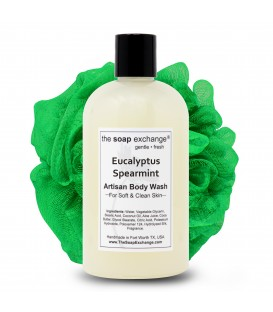 Eucalyptus & Spearmint Body Wash