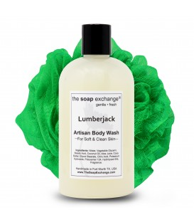 Lumberjack Body Wash
