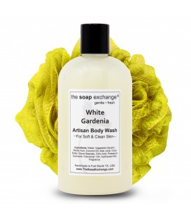 White Gardenia Body Wash