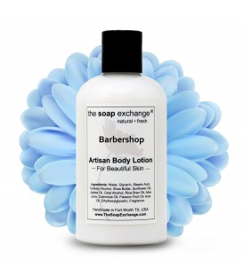 Barbershop Body Lotion