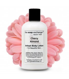 Cherry Almond Body Lotion