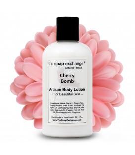 Cherry Bomb Body Lotion
