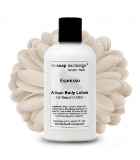 Espresso Body Lotion