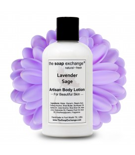 Lavender Sage Body Lotion