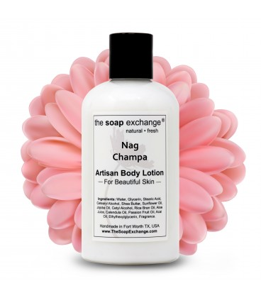 Nag Champa Body Lotion