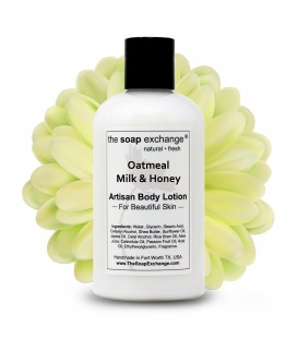 Oatmeal, Milk & Honey Body Lotion