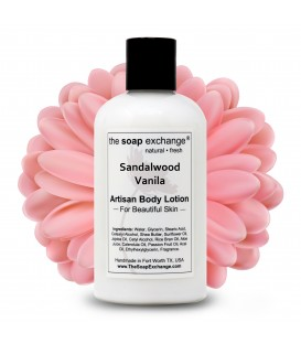 Sandalwood Vanilla Body Lotion