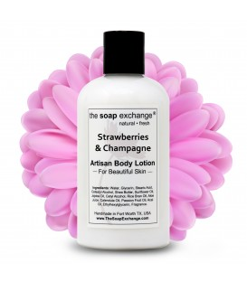 Strawberries & Champagne Body Lotion