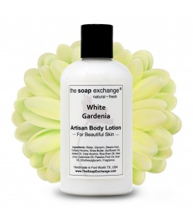 White Gardenia Body Lotion