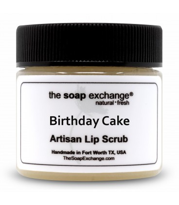 Birthday Cake Lip Scrub