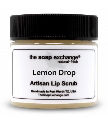 Lemon Drop Lip Scrub