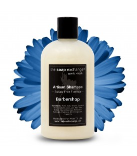 Barbershop Natural Shampoo