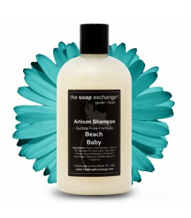 Beach Baby Natural Shampoo