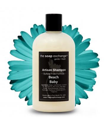 Beach Baby Natural Shampoo