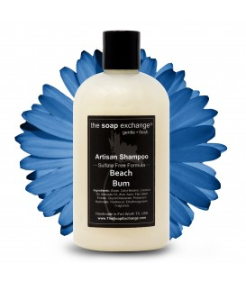 Beach Bum Natural Shampoo