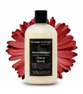 Cherry Bomb Natural Shampoo