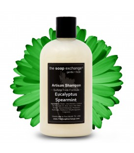 Eucalyptus & Spearmint Natural Shampoo