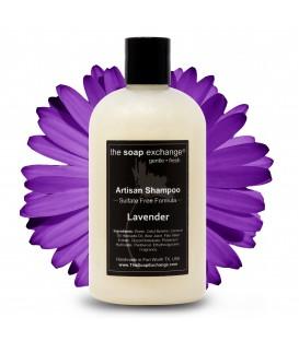 Lavender Natural Shampoo