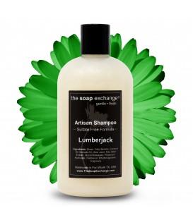 Lumberjack Natural Shampoo