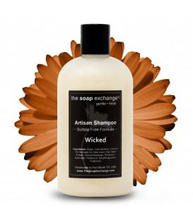 Wicked Natural Shampoo