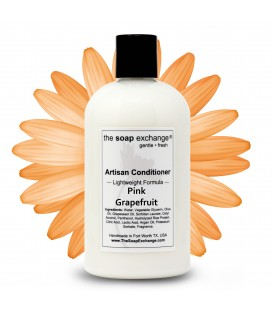 Pink Grapefruit Natural Conditioner