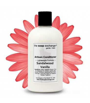 Sandalwood Vanilla Natural Conditioner