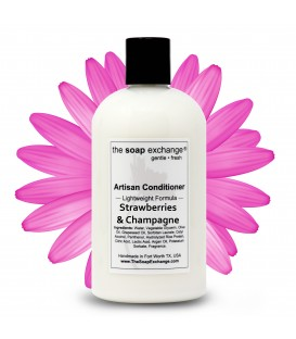 Strawberries & Champagne Natural Conditioner