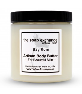 Bay Rum Body Butter