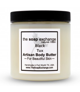 Black Tux Body Butter