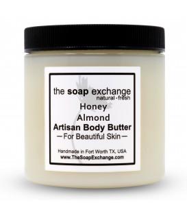 Honey Almond Body Butter