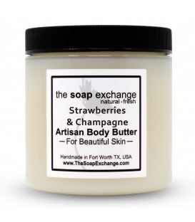 Strawberries & Champagne Body Butter