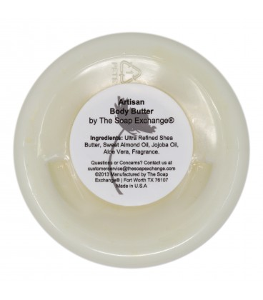 Texas Leather Body Butter