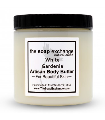 White Gardenia Body Butter