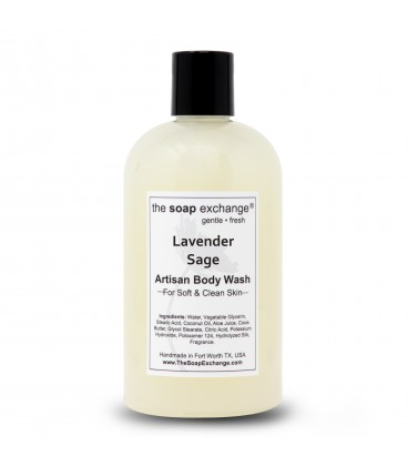 Lavender Sage Body Wash