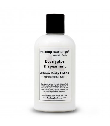 Eucalyptus & Spearmint Body Lotion
