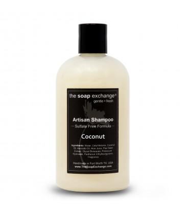 Coconut Natural Shampoo