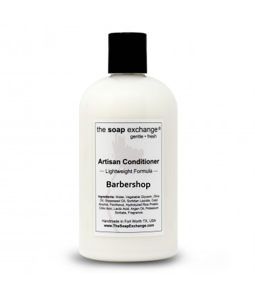 Barbershop Natural Conditioner